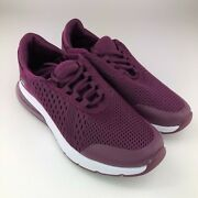 Womenandrsquos Avia 02 Air Athletic Shoes - Maroon Wine Purple Size 6.5 Wma129dp007
