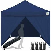 Eurmax 10 X 10 Pop Up Canopy Commercial Tent Outdoor Instant Canopies Party