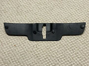 Used Ford 1995 95 Sn95 Mustang Black Trunk Latch Hinge Trim Cover Panel 94-98