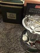 Coleman Centennial Single Stove 100th Anniversary Limited Edition Excellent Rare