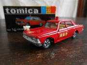 Tomica Crown Fire Chief Car No.27