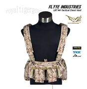 Flyye Lbt Load Balancing M4 Nato 5.56mm Ammo Gear Tactical Chest Vest Aor1 Aor2
