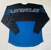 Universsal Studios Harry Potter Ravenclaw Spirit Jersey Size Large New With Tag