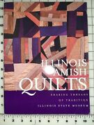 Illinois Amish Quilts Signed By Janice Wass Sharing Threads Of Tradition 2004