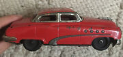 1952 Buick Special Tin Japan Marusan Red