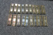 20-mauser Rifle Brass And Steel Stripper Clips-hold 5 Rds Ea-nice Condition-resale
