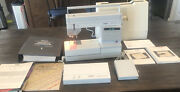 Pfaff Creative 1475 Cd Computerized Sewing Machine-fully Serviced And Ready To Go