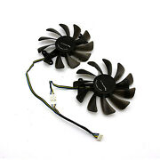 Replace Gpu Cooling Fan Cooler Part For Zotac Geforce Gtx 1080 1070 Amp Edition