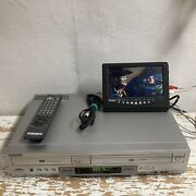 Sony Slv-d300p Vcr 4head Hifi With Sony Remote Vcr Only Works Read Please.