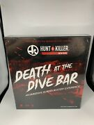 Hunt A Killer Death At The Dive Bar Immersive Murder Mystery Game New