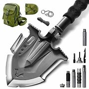 Zune Lotoo Survival Camping Shovel Folding Tactical Gear Military With Patented