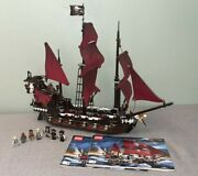 Lego 4195 Queen Anneand039s Revenge Pirates Of The Caribbean Minifigures Ship