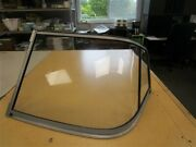Taylor Made Port Curved Clear Glass Windshield Aluminum 34 3/4 X 19 7/8 Boat