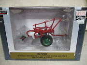 2010 Speccast Oliver 2 Bottom Toy Plow Classic Series 1/16 Scale Nib