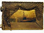 Antique Painting And Frame By Charlotte Beasley Hamilton Ontariocanada 1877