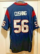 Nice Nfl On Field Houst0n Texans Stitched Nike Jersey 56 Brian Cushing-xxl