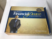 Dave Ramsey Financial Peace University Kit Plus Total Money Makeover