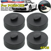 X4 Rubber Jacking Point Jack Pad Adaptor For Porsche Cayman Boxster 911 996 997