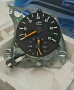 Mercedes W123 Tachometer With Clock, New Nos No. Code A002 542 76 16 Still In It