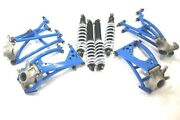2017 Polaris Sportsman 1000 4x4 A Arms Spindle Knuckle Shocks High Lifter Set