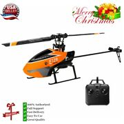 New Eachine E129 2.4g 4ch 6-axis Gyro Altitude Hold Flybarless Rc Helicopter Rtf