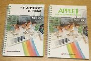 The Applesoft Tutorial And Apple ][ Ii Basic Programming Manuals For Apple Ii