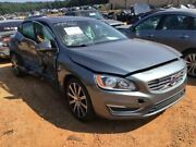 Engine 2.0l Vin 40 4th And 5th Digit B4204t11 Fits 16-18 Volvo S60 2894858