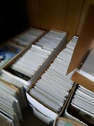 Lot Of 250+ Mostly Dc Comic Books An Entire Long Box No Duplicates