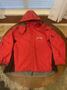 All Weather Proof Stike King Bass Fishing Jacket 100 Poly Size 2xl For Men