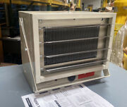 Dayton 3ug73 Electric Wall And Ceiling Unit Heater 1.8kw/3.7kw 2.5kw/5kw 208/240v