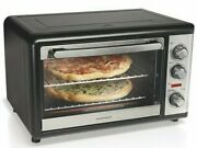 Hamilton Beach Xl Countertop Oven With Convection And Rotisserie -31108- New