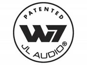 Jl Audio W7 Badge Car Stereo Die Cut Vinyl Truck Window Sticker Decal Any Color