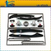 For 11-15 Ford F150 Dohc Coyote 50 Engine Timing Chain Kit 5.0l V8