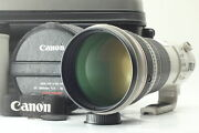 [opt Top Mint In Trunk] Canon Ef 500mm F/4 L Is Usm Telephoto Af Lens From Japan