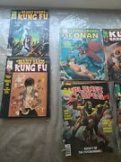 Marvel Cartoon Comics 23 1970s First Edditions, Comic Book Collection Lot.