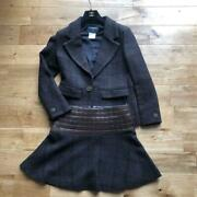 Skirt Jacket Suit Free Shipping No.6504