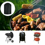 Weber Round Bbq Garden Barbecue Grill Cover Outdoor Waterproof Smoker Kettle