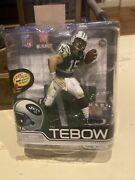 Mcfarlane Tim Tebow Action Figure New York Jets Nfl Series 30 New Sealed
