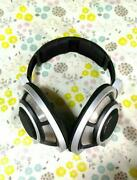 Sennheiser Hd 800 High-end Model Headphones Without Box Rare Discontinued