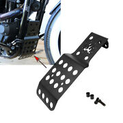 Engine Chassis Guard Protector Cover For Harley Sportster Xl 883 1200 48 Xr1200x