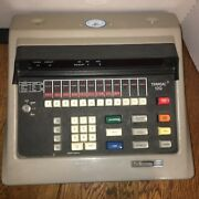 Rare Gilbarco Transac 12g Console Good Shape Untested Sold As Is-only 1