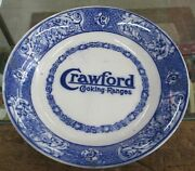 Crawford Cooking Ranges The Walker And Pratt Mfgco Bostonmass Serving/soup Bowl 9