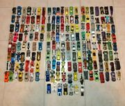 Make Offer 175 Hot Wheels Car 1969-2000s Great Lot Cars Used See Pics For Cars
