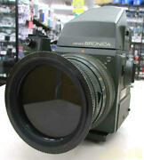 Zenza Bronica Sq-a Sf Limited Lenz Set W/finder From Japan Fedex Rare