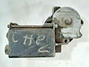 Chevy / Gm Delco Power Window Motor D-4904921 - 818ch