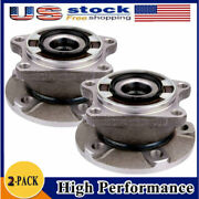 2 Rear Left And Right Wheel Hub And Bearing For 03-11 Volvo Xc90 Xc-90 Awd Ec02
