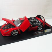 Deagostini Enzo Ferrari 110 Completed Minicar Car Model Collection Limited To
