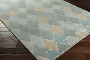 Surya Mugal Hand Knotted Area Rug 5and039 X 8and039 In8615-58