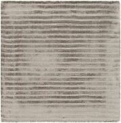 Surya Gph-53 Graphite Solids And Borders Rectangle Moss 8and039 X 11and039 Area Rug