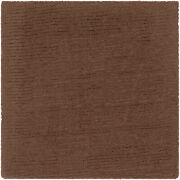 Surya M-334 Mystique Solids And Borders Rectangle Mocha 12and039 X 15and039 Area Rug